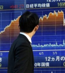 Asian markets shrug off weak US data